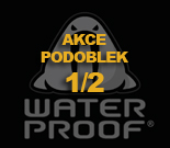 Waterproof podoblek za 1/2